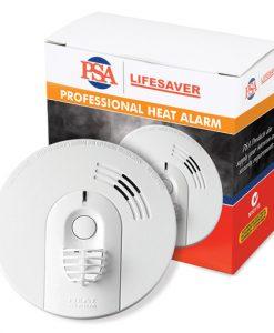 Heat Alarms